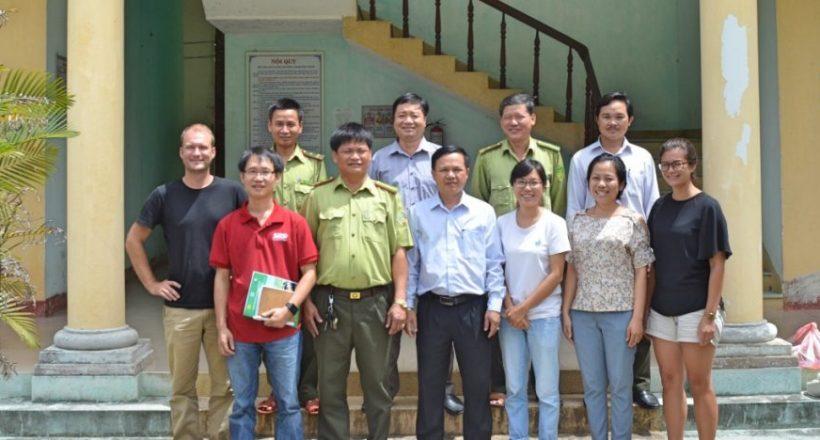 Quang Nam Delegation