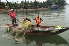 A day as a fisherman in Hoi An