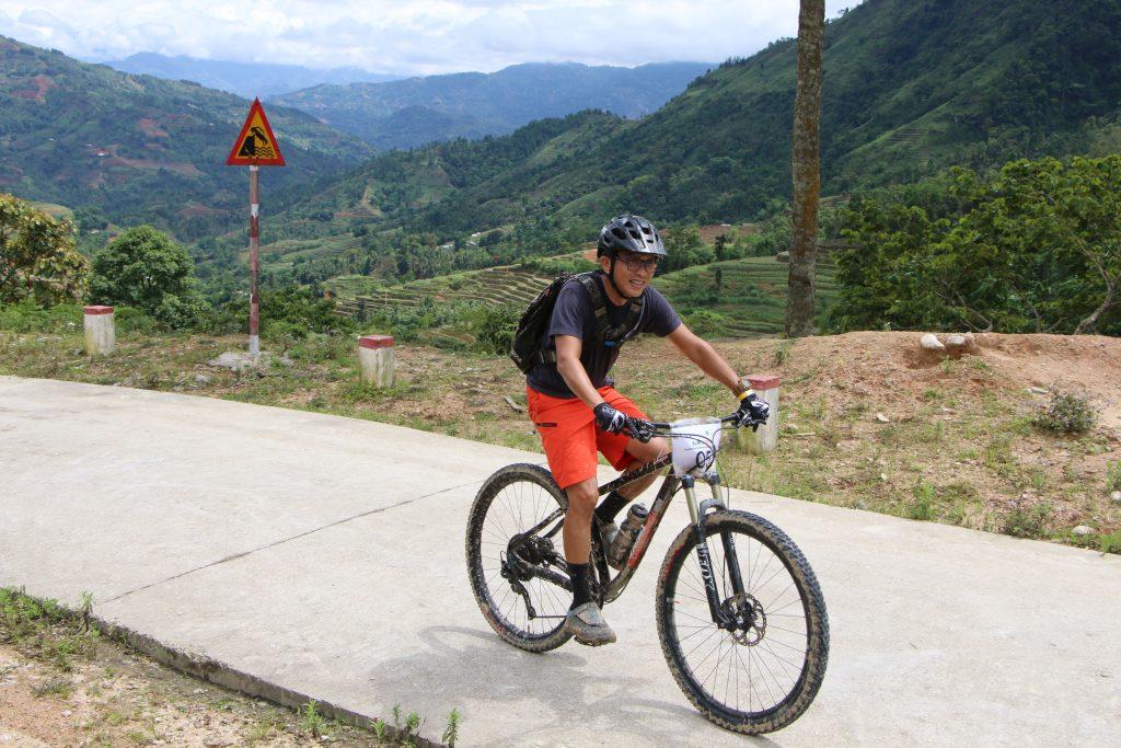Hills of Hoang Su Phi Mountain Bike Tour
