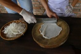 Pho Making Class in Hoi An