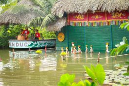 From World Heritage to a rural village in Quang Ninh