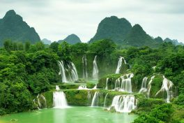 Discover the Natural Wonders in the North: Ban Gioc Waterfalls - Ba Be Lake