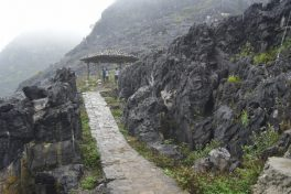 Trekking the Limestone Mountains and Handicraft Villages of Cao Bang