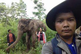 Exploring the village of Islets in Dak Lak