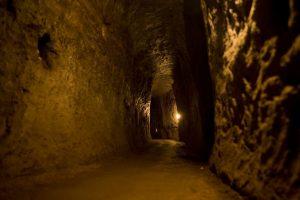 Vinh Moc Tunnel