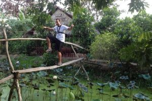 Activities - Bamboo Bridge