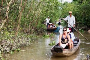 Activities - Row sampan