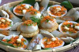 Special Taste of Vegetarian Food in Hue